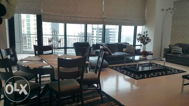 Classic 1, 2, 3, Apartment's Fully furnished for Rent or Sale in Seef