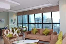 Stunning 2 Bedroom brand new apartment in Juffair/fully furnished