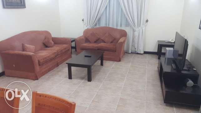 Luxurious, beautifully furnished spacious apartment, with big Balcony