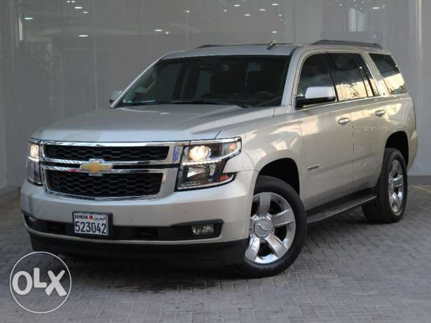 Chevrolet Tahoe 2WD 5.3L LT 2015 Gold For Sale