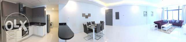 Brand new 2 Bedrooms apartment with modern furniture fully furnished