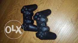 Ps3 2 controllers for sale