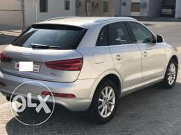Audi Q3 for sale under warranty