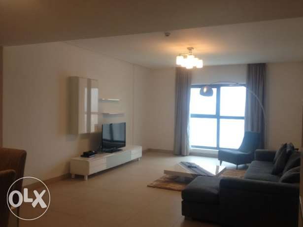 Furnished 2 bedroom apartment for rent 750 in Juffair