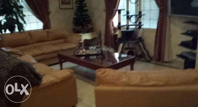 Fully furnished villa with large private garden - available in Hidd