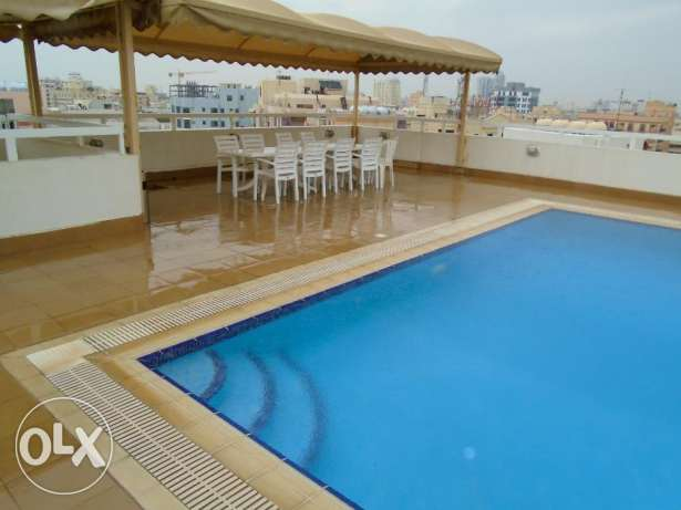 GREAT apartment fully furnished in Adliya 1 bedroom