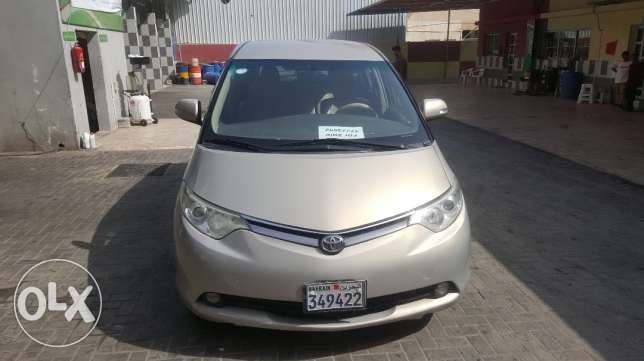 Toyota Previa 2007 model_For urgent sale..