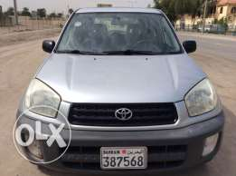 For Sale 2004 Toyota RAV4 Bahrain Agency