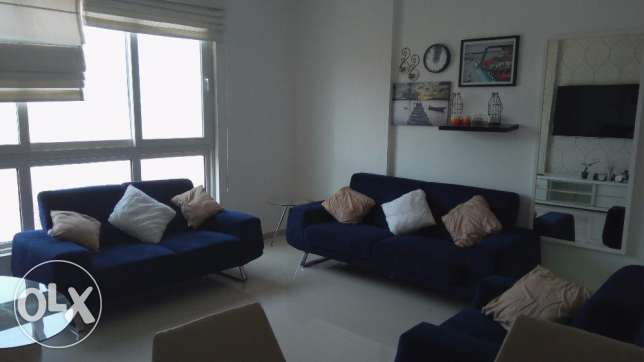 3 BR Fully Furnished Apartment in Hidd in Nice Location