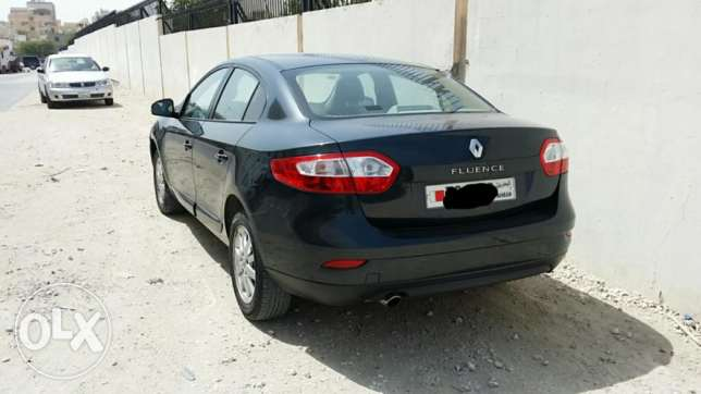 renault fluence 2012 free accidant