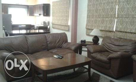 one bedroom fully furnished apartment in saar