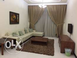 Fully furnished 2 bedrooms, 3 bathroom apartment for rent in Mahooz