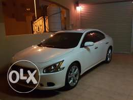 Brand new Nissan Maxima very less kilometres.
