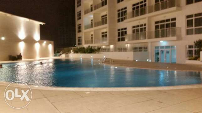 Flat for rent in amwaj 2bedroom lagoon view