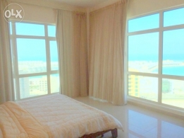 Amazing Sea Views 4 BR + Maid Room Apartments Zawia Tower Amwaj