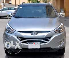 Hyundai Tucson 2015 Model, under warranty