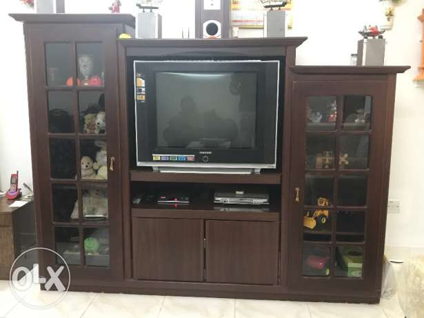 Wooden Tv For Sale !!