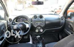 nissan micra 2012,good condition,provides bank loan...
