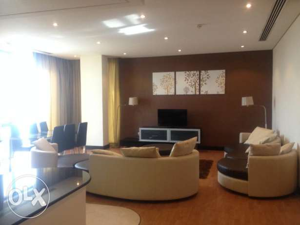 Furnished apartment for rent 900 in mahooz