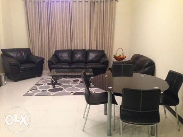 1 br flat for rent in juffair. جزر امواج  -  1