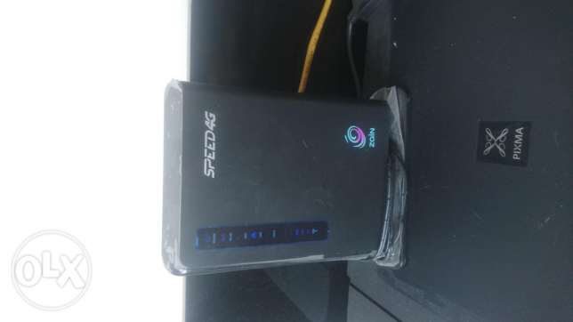 zain 4g router unlocked