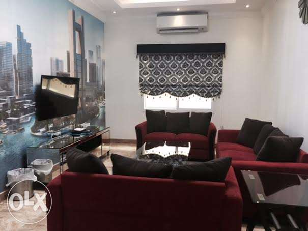 2 Bed room fully furnished flat