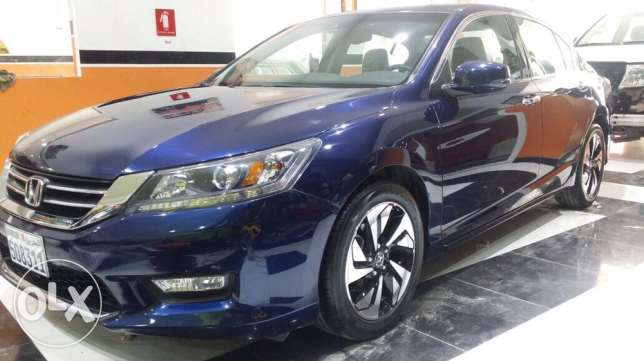 Honda Accord 2015 v6