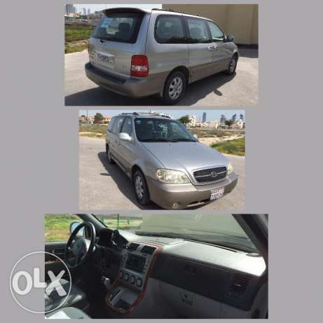 For Sale Kia Carnival GS 2005