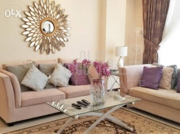 Sea View brand new furnished 2 Bedrooms Apartments in