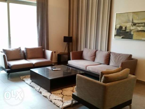 Luxurious and stylish two bedroom apartment ready to move in available