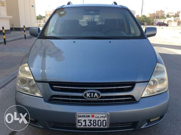 For Sale 2006 Kia Carnaval EX Bahrain Agency
