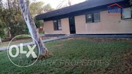 3 Bedroom SEMI Furnished Single Storey Villa with Private Garden