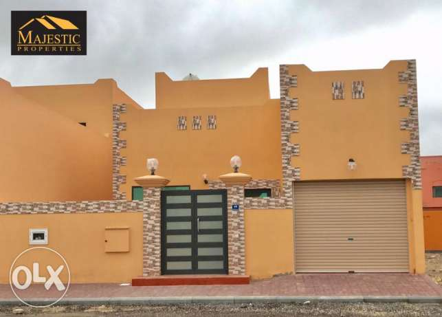 Brand New Villa for Sale in Jabalat Habshi Area , Ref: MPM0126