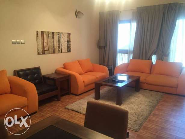 Well Maintained Two Bedrooms Fully Furnished Apartment in Adiliya