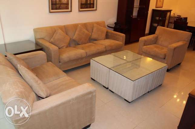 Family flat with 2 bedroom f-furnished in Juffair