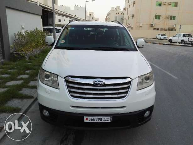 Subaru tribeca for sale, top of the line model, in pristine condition المنامة -  4