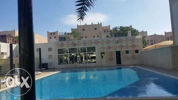 fully furnished villa with private pool close ksa