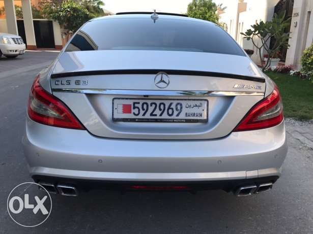 2013 Mercedes-Benz CLS63 AMG For Sale