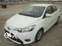 Toyota Yaris 2014 Good Condition 1.5L Monthly Also