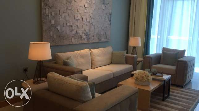 Executive 2 Bedrooms Fully Furnished Apartment in Juffair