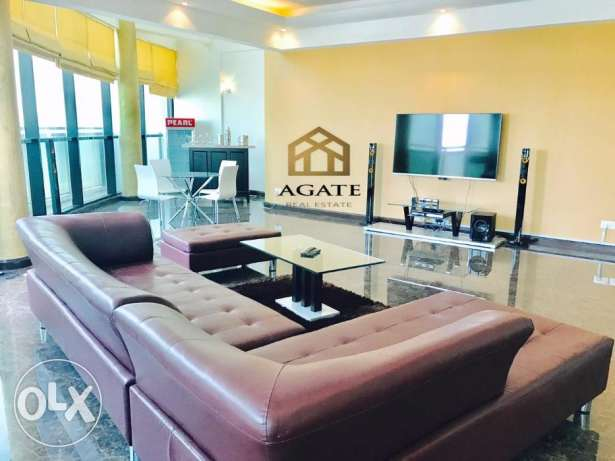 Sea view Penthouse for rent in Juffair.