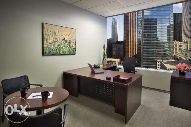 150BD Furnished Modern Office for rent