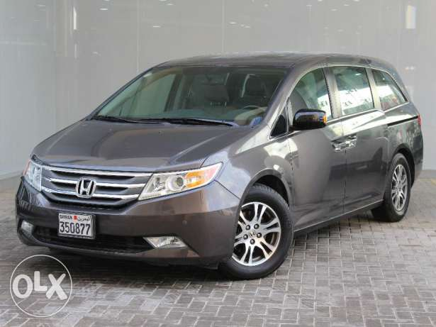 Honda Odyssey EXL 5Dr 3.5L New 2013 White For Sale