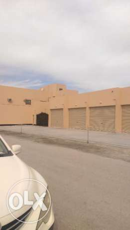 ***Brand new Commercial Warehouse for rent in Sitra***