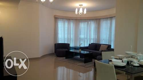 Luxurious 2 Bedroom full furnish apmt in Amwaj - BD. 550/- Inc