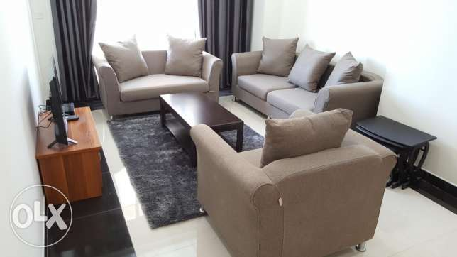 Luxury 1 BR flat/ behind king Hamad hospital