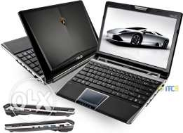 For Sale Asus lamborghini VX6 Laptop 12.1 inch