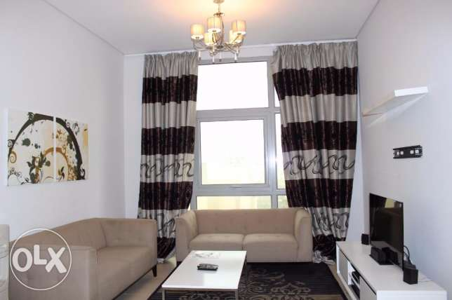 2 Bedr fully furnished Apartment in Umm alhassam