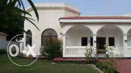 In Saar Semi 4 BR villa, Large Garden