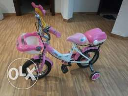 Kids Bike for sale (same as new)